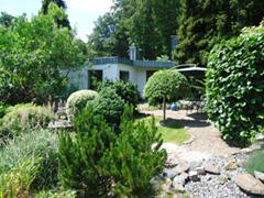 Gartenansicht vom Haus