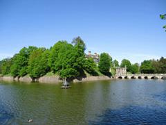 Der Schlossgraben