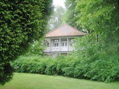 Das Teehaus im Kurpark