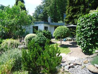 Haus Waldblick im Sommer